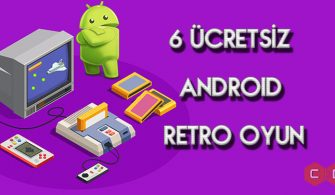 retro android oyun